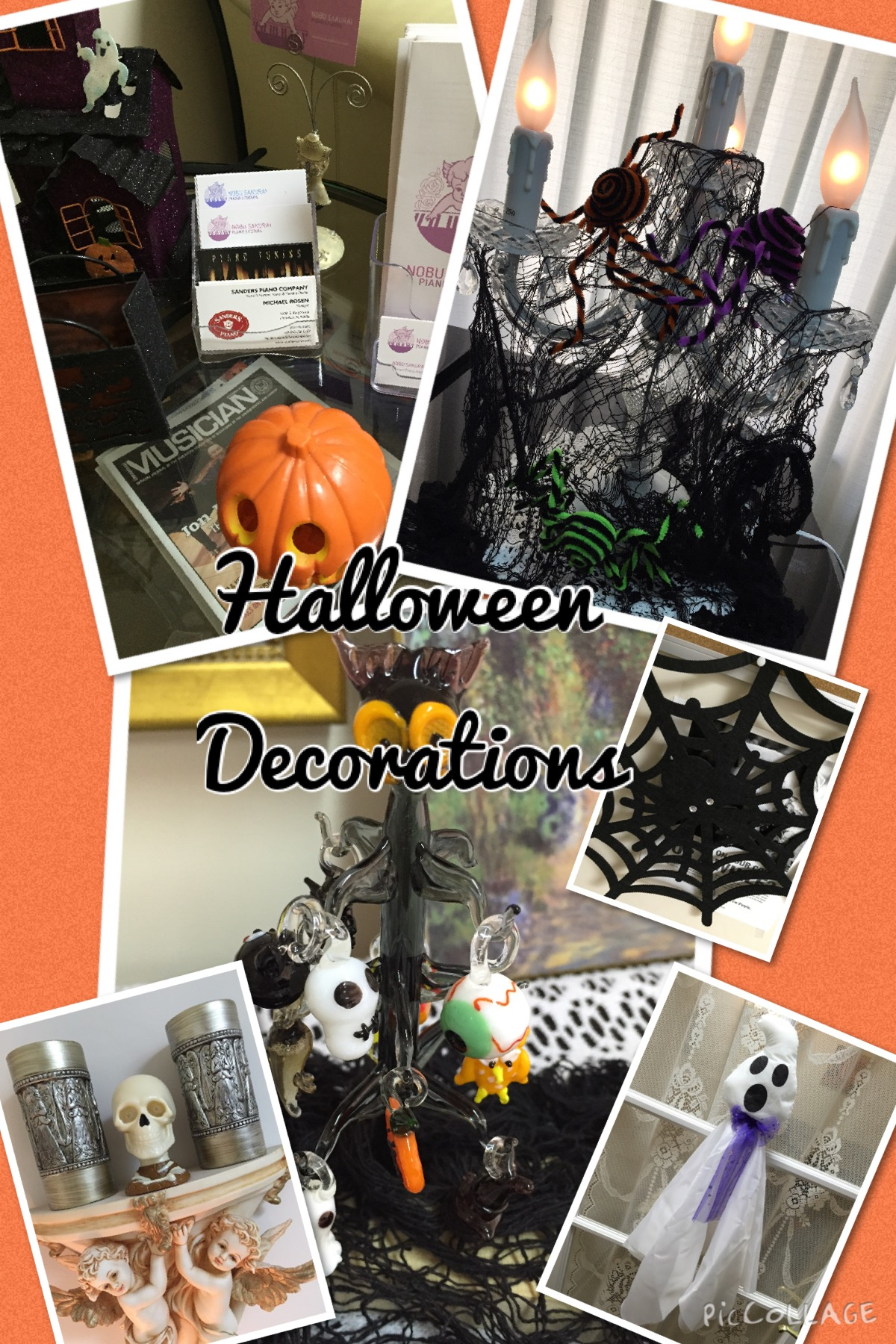 Halloween Decorations!!