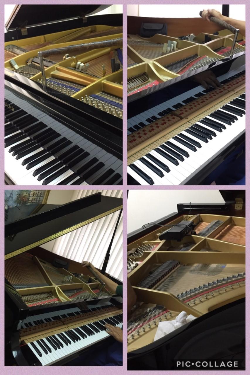 Piano Tuning!