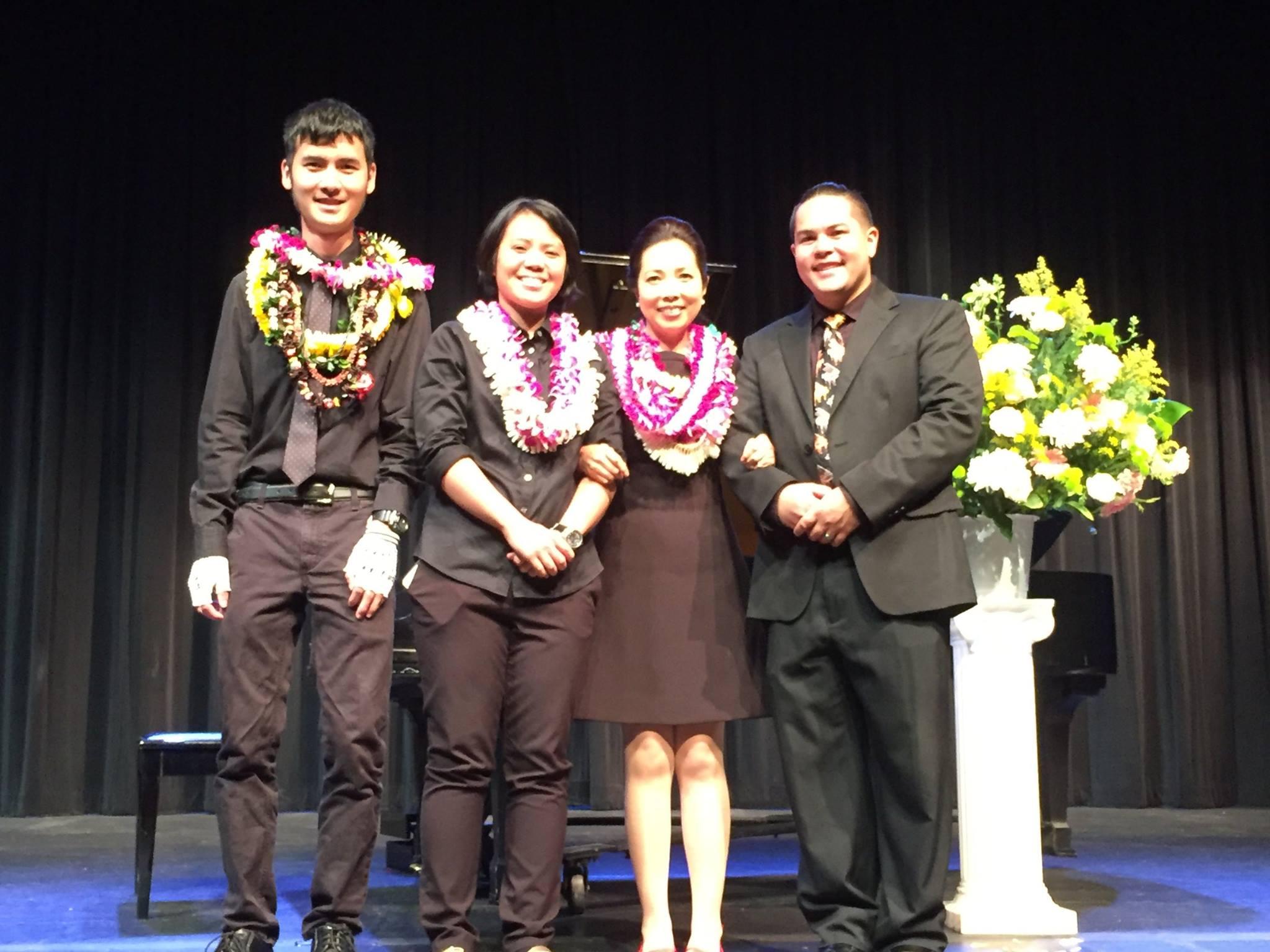 Music School Award!